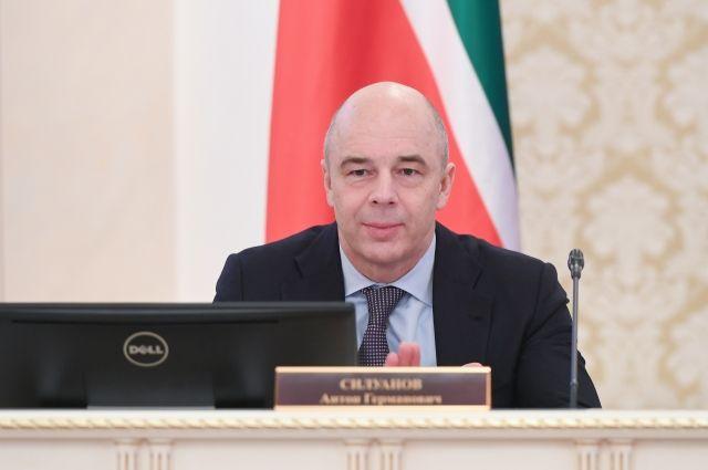 Антон Силуанов: «Не необходимо  бежать вбанки иснимать валюту»