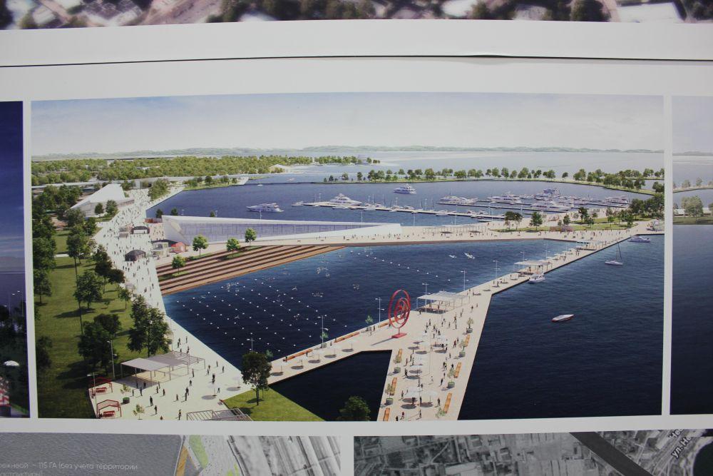 Если проекты реализуют, полуостров Локомотив с новой набережной могут стать местами притяжения казанцев и гостей города.