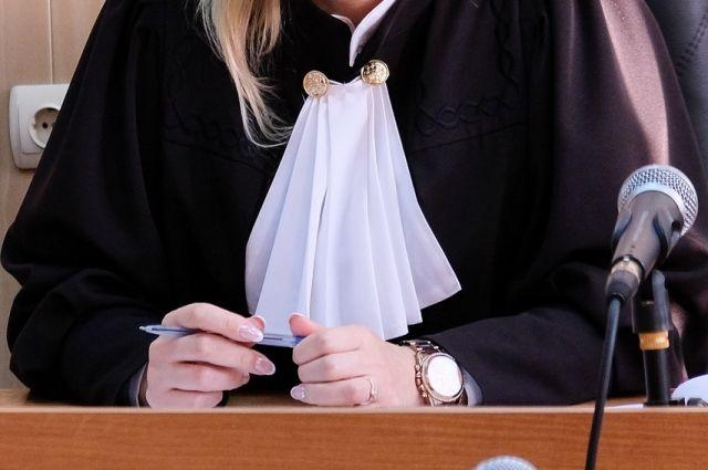 Судья приговорил мужчину к двум годам и двум месяцам ограничения свободы.