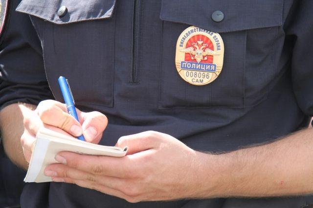 Поисками детей занимались сотрудники полиции.