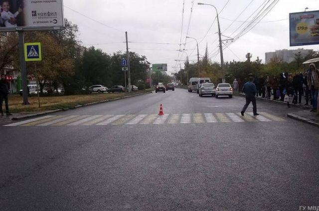 Два ДТП произошли на одной улице Краснооктябрьского района.