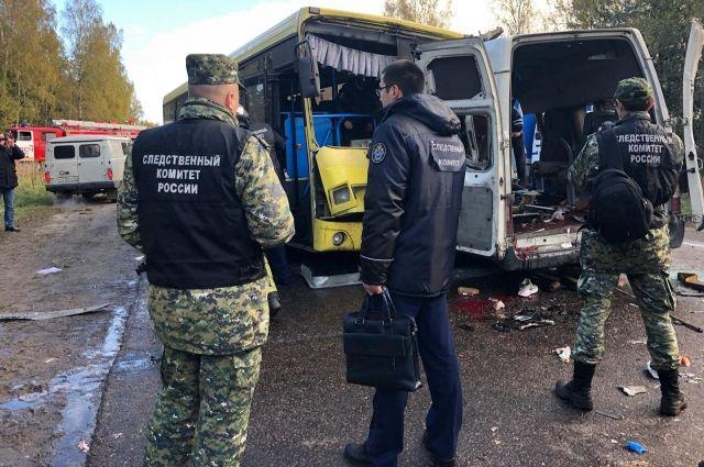 Авария произошла неподалеку от села Некрасово Тверской области в пятницу, 5 октября.