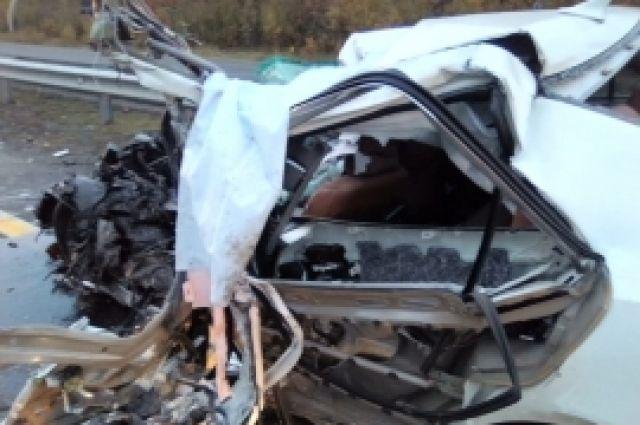Автомобиль Ани Лорак попал всмертельное ДТП