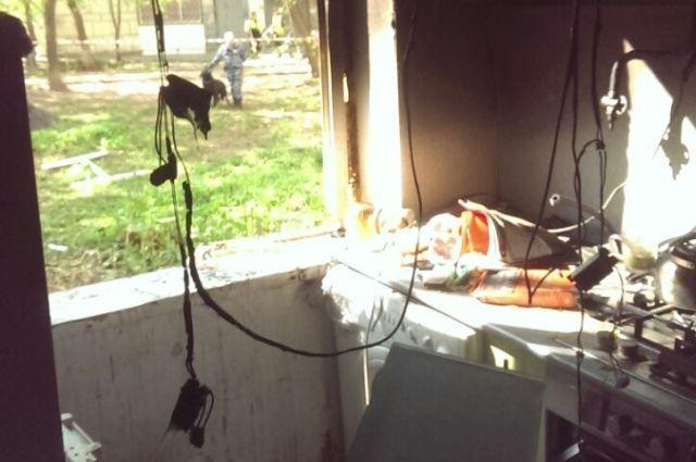 Подрядчик завершил работы по восстановлению несущих конструкций и инженерных систем (теплоснабжения и электроснабжения)
