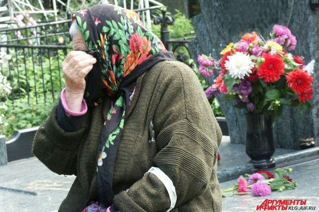 Калининградцы жалуются на закрытый въезд на кладбище на Балтшоссе.