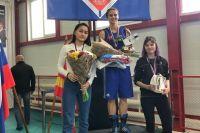 Оренбурженки везут домой медали всероссийских соревнований по боксу.