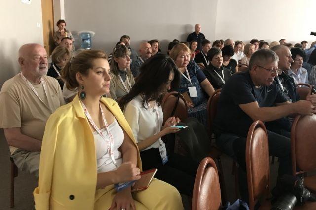 В форуме «Вся Россия» принимает участие делегация СМИ Тюменской области