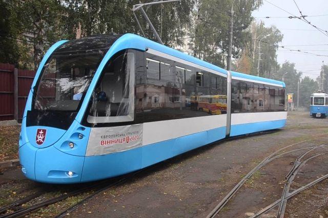 В Виннице кондуктор изменил свою фамилию в честь трамвая