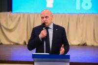 Председателем Тюменской гордумы стал Евгений Заболотный
