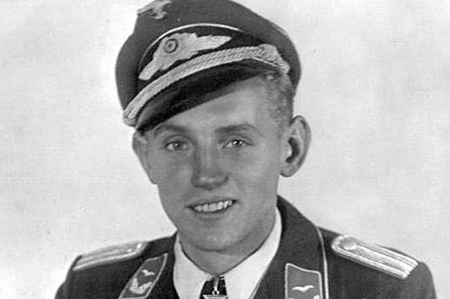 Эрих Хартманн.
