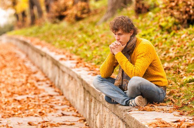 Чёрная полоса. Как справиться с сезонной депрессией?
