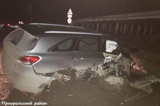 Сводка ГИБДД: за минувшие выходные в ДТП на Ямале пострадали шесть человек