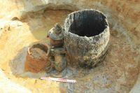 Археологи нашли на месте строительства трассы предметы разных эпох.