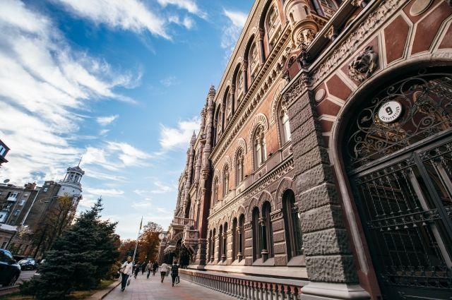 В Украине снова сократился объем средств в международных резервах