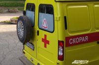 В Тоцком районе школьница сломала позвоночник, упав с лестничного марша.