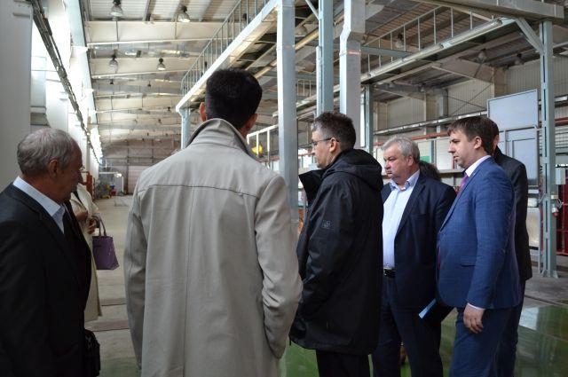 Автобусы марки Yutong будут собирать на базе предприятия ООО «Кузбассавто».