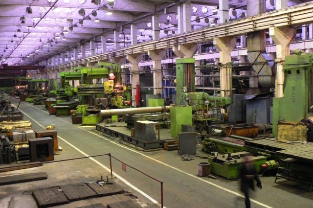 В былые времена на предприятии выпускали бумагоделательные машины, поковки, фасонное литьё, различные агрегаты и металлоконструкции.
