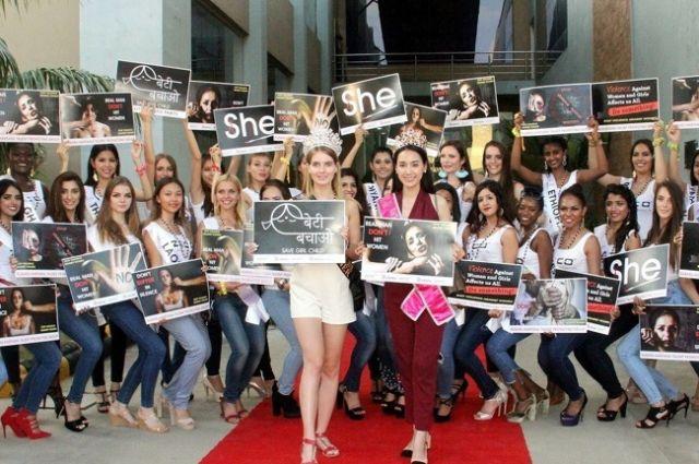 Сначала Индия, теперь Китай: красавица из Красноярска будет бороться за титул «Мисс Объединенных Наций»
