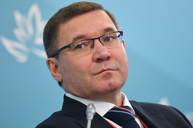 Министр строительства и жилищно-коммунального хозяйства РФ Владимир Якушев.