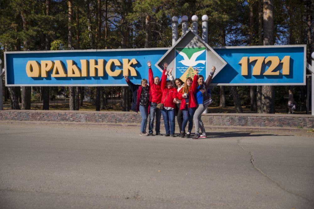 А дальше новосибирцы отправились в музей.