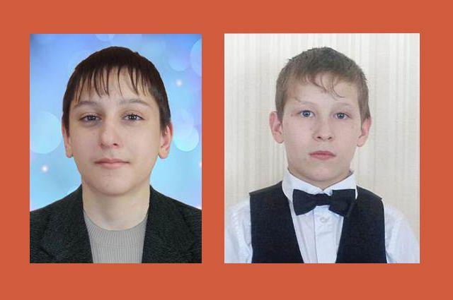 Полиция разыскивает Артура Кузина и Максима Рагимова.