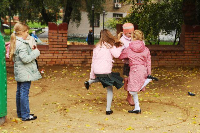 Детство обязательно должно быть счастливым.