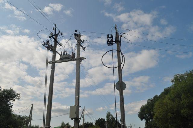 Поставки электроэнергии строго учитываются.