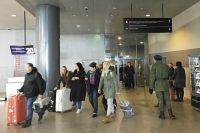 В новом терминале аэропорта работают новейшие системы видеонаблюдения с аналитическими возможностями.