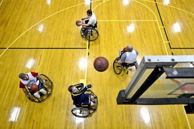 В Тюмени 13 октября стартует Всероссийский турнир по баскетболу на колясках