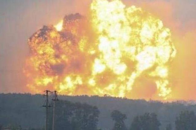 Второй день взрывов под Ичней: что происходит на полигоне сейчас