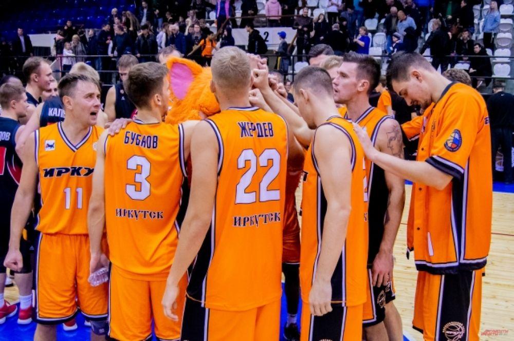 Первым соперником БК «Иркут» в сезоне 2018-2019 стала команда «Урал» из Екатеринбурга