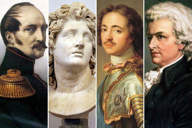 Моцарт и его «команда». Пять отравлений, которых не было - Real estate
