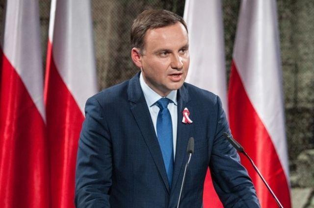 Президент Польши заявил о серьезных последствиях невключения Украины в ЕС