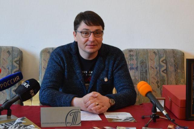 ВМурманске скончался артист Алексей Гудин