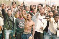 Нет ничего страшнее южноафриканского бунта, бессмысленного и беспощадного?