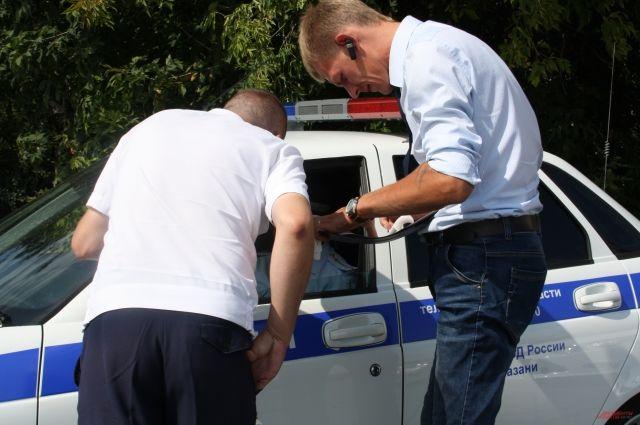 Во время столкновения ушибы получила водитель-женщина машины Mazda.