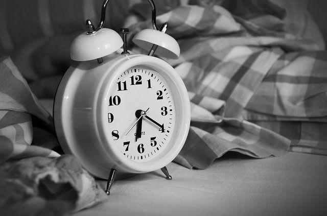 Если мало времени на сон, сон должен быть крепким и глубоким.