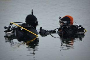 Тело второго аквалангиста подняли на поверхность с глубины 33,7 м.