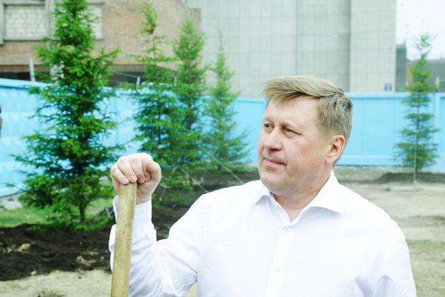 Анатолий Локоть прокомментировал ситуацию