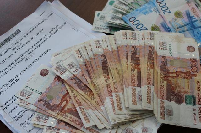 Житель Грачевки лишился свободы из-за невыплаты 700 тыс. своему ребенку