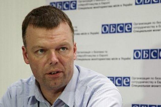 В ОБСЕ рассказали о своем видении обеспечения мира на востоке Украины