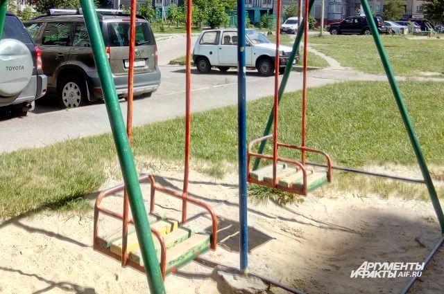 Калининградец получил срок за развратные действия на детской площадке.