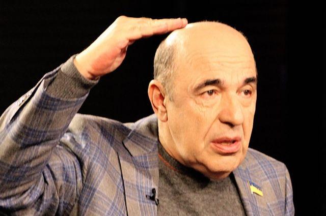 Рабинович: Власть имущие в Украине ведут к политической катастрофе