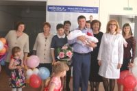 В Степновской больнице – хороший роддом.