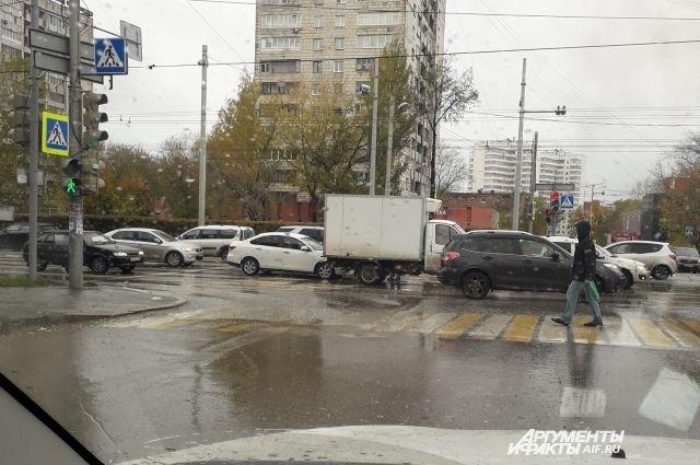 Авария произошла 11 октября около 13.30.