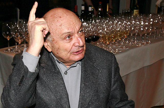 Михаил Жванецкий: «Пить надо внезапно!» - Real estate
