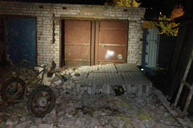 Место гибели 64-летнего жителя деревни Кочедыково.