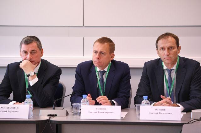На заседании комиссии РСПП обсудили перспективы развития отечественного сельского хозяйства.