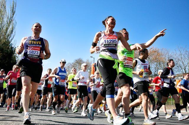 Инфаркт и марафон
