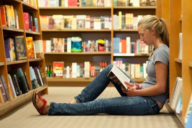 В библиотеки Красноярска поступило 17 тысяч новых книг.
